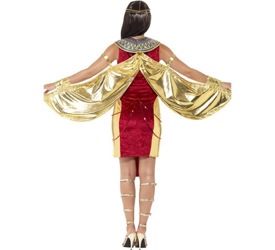 Disfraz de Diosa egipcia Isis para mujer-B