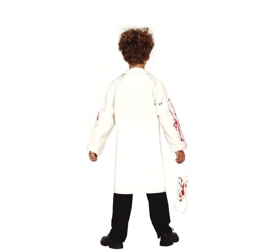 Disfraz de Doctor Zombi para niño-B