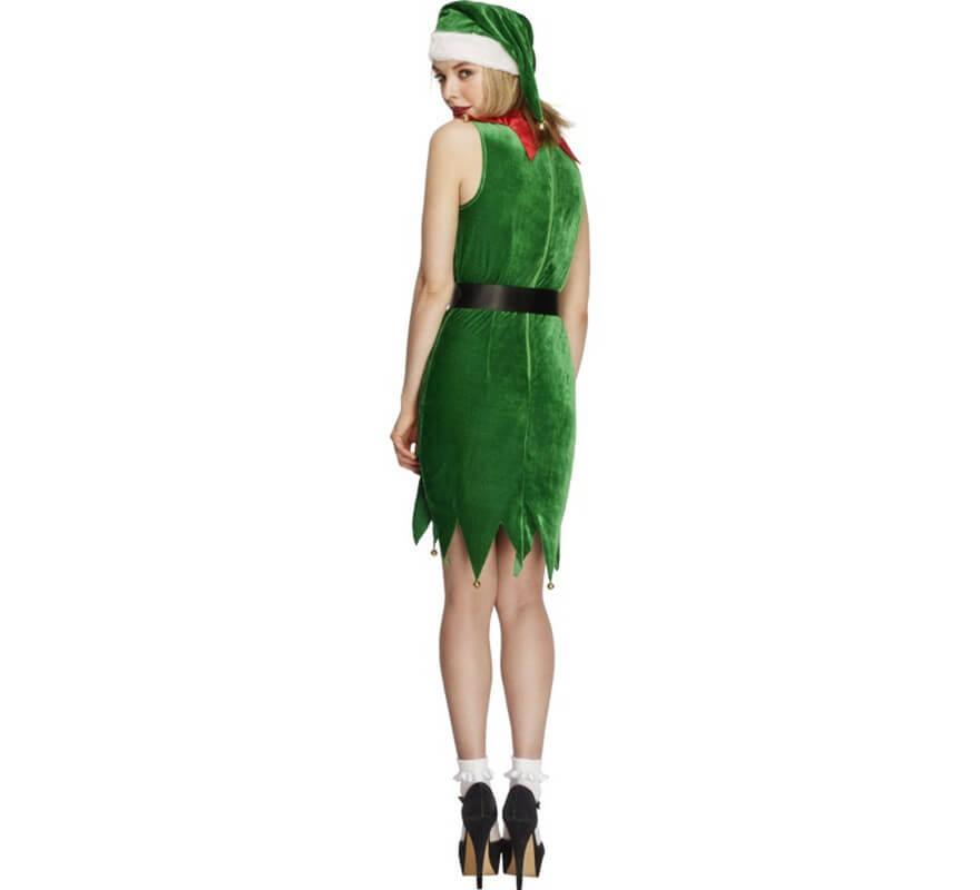 Disfraz de Elfa Traviesa para mujer-B
