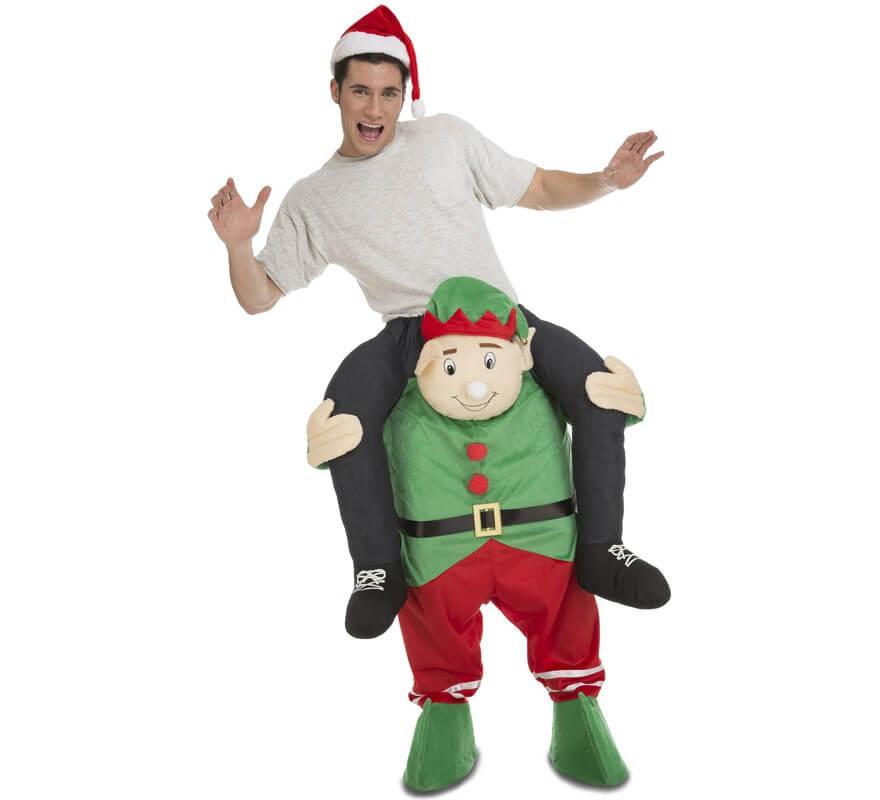 Disfraz de Elfo a hombros para adultos-B