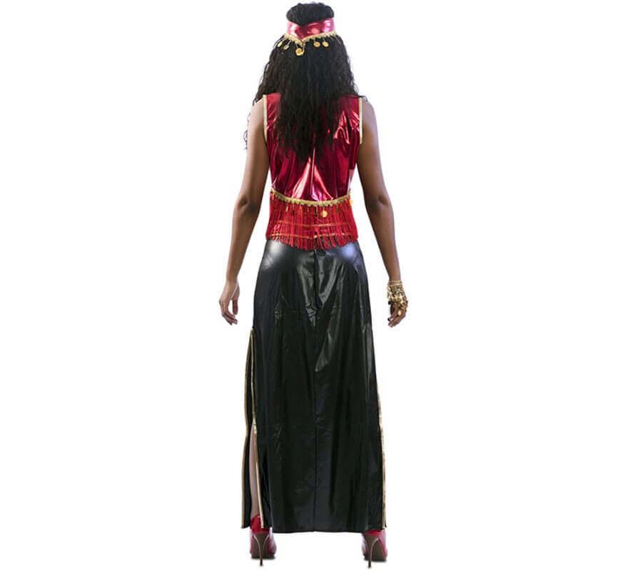 Disfraz de Encantadora de Serpientes para mujer-B