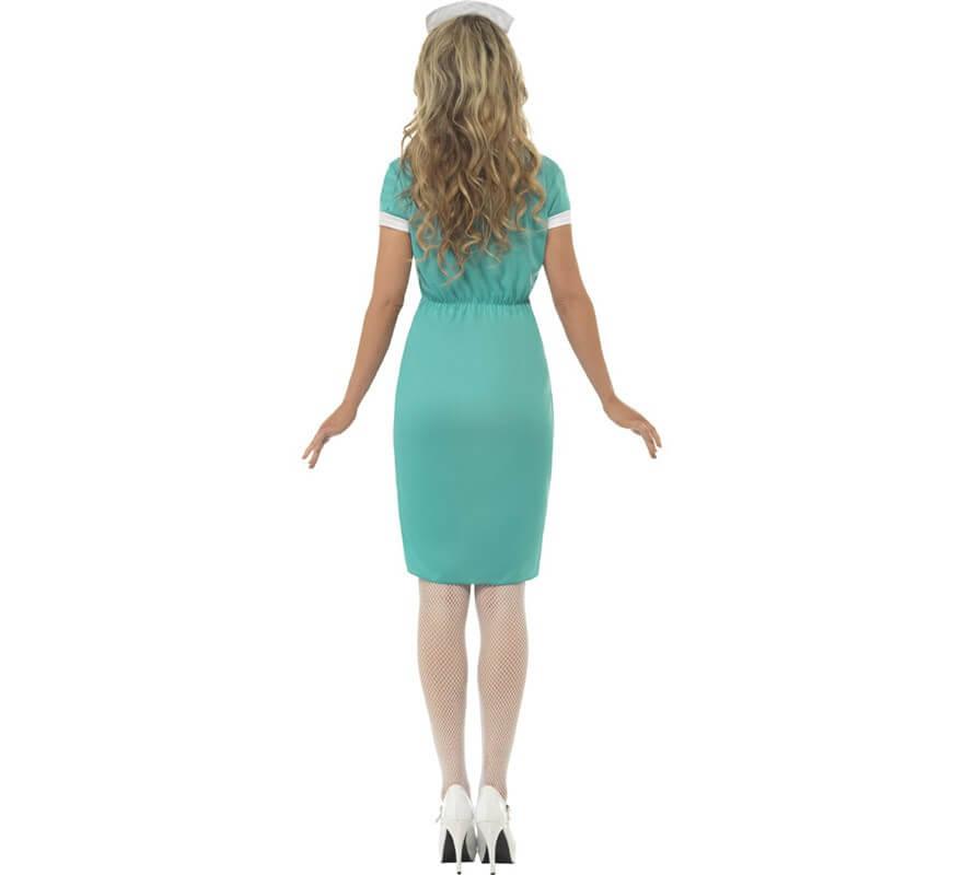 Disfraz de Enfermera de Cirugía para Mujer-B