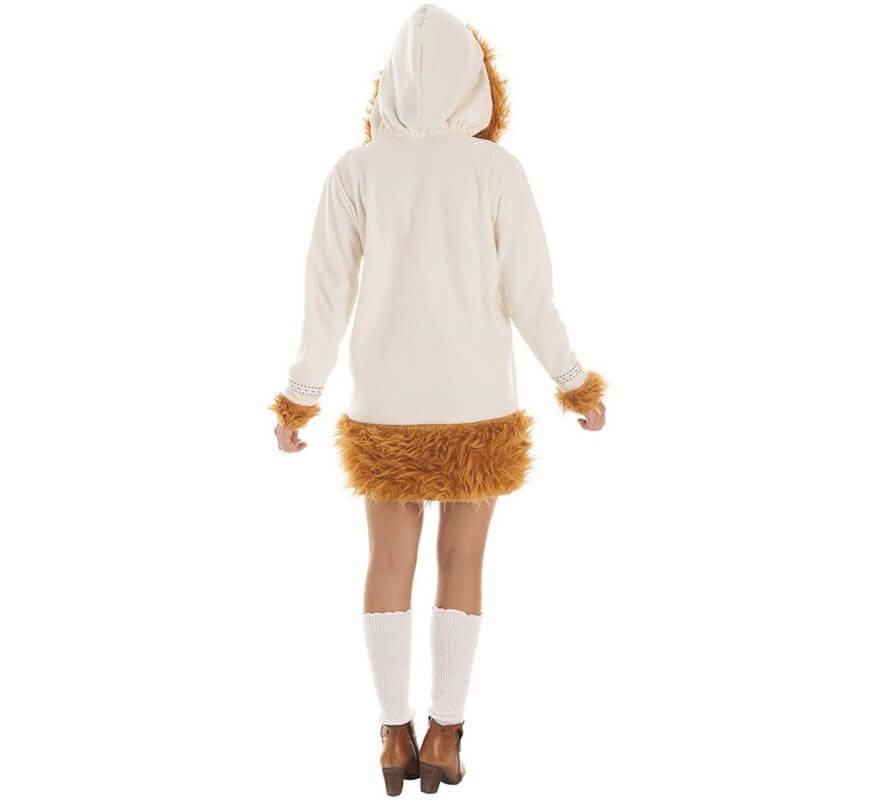 Disfraz de Esquimal Nui para mujer-B