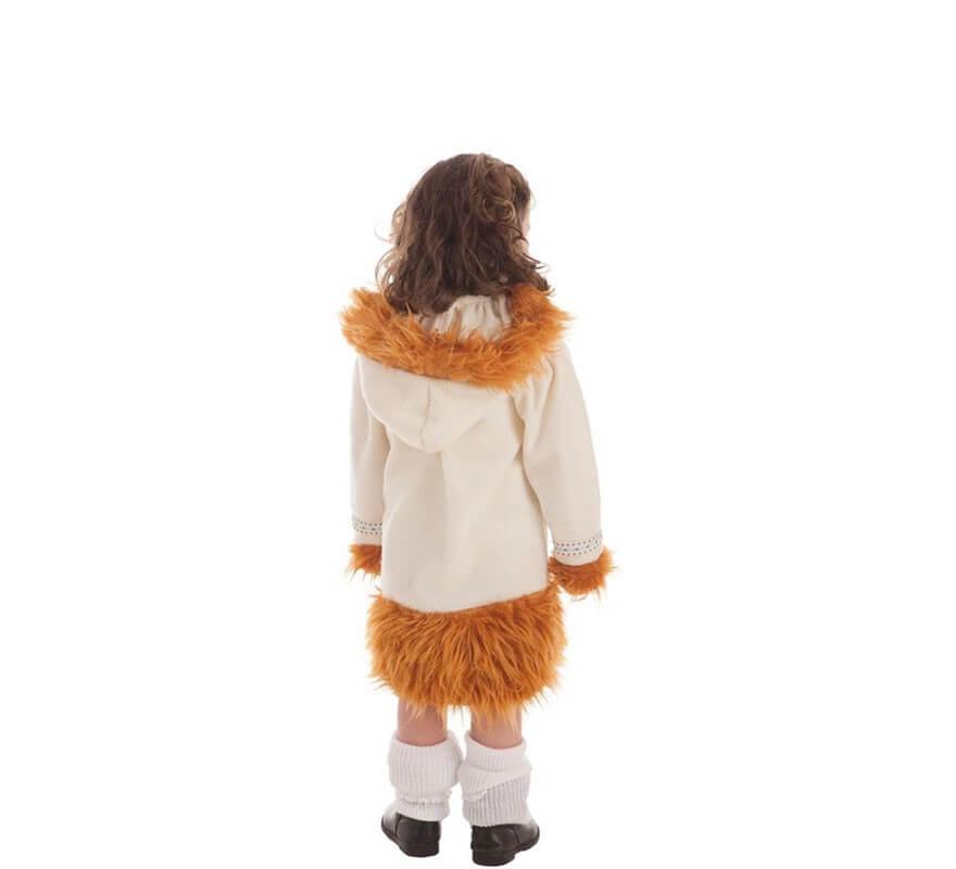 Disfraz de Esquimal Nui para niña-B