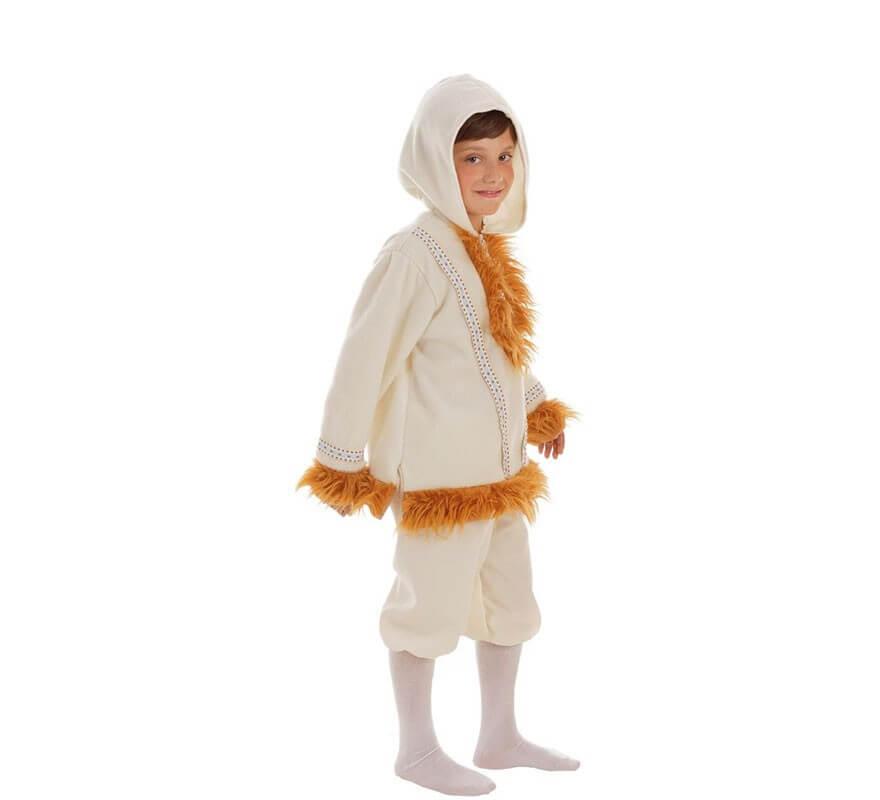 Disfraz de Esquimal Nui para niño-B