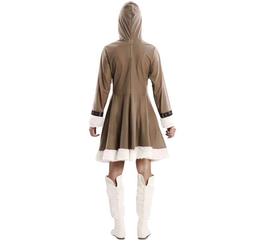 Disfraz de Esquimal para mujer-B