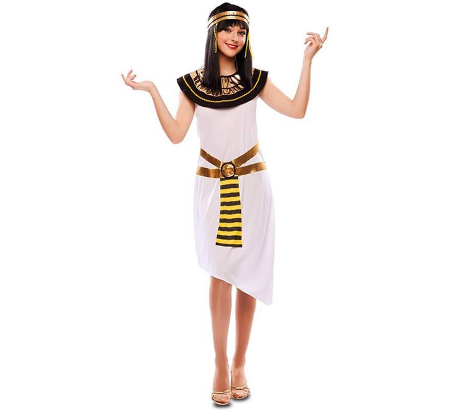 Disfraz de Faraona Egipcia para mujer-B