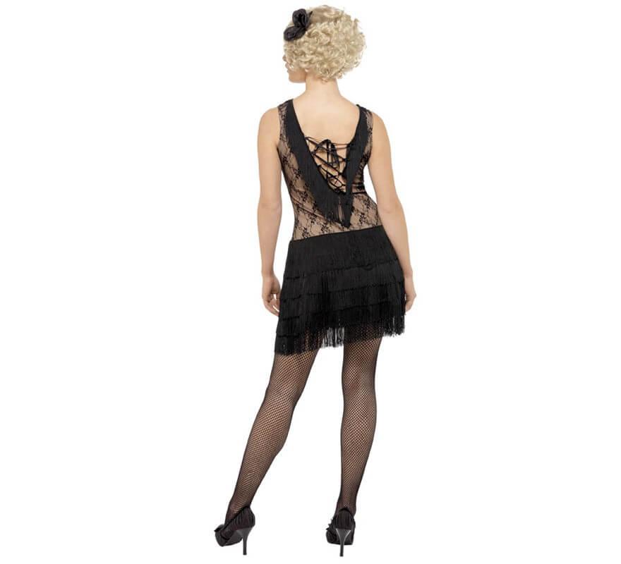 Disfraz de Flapper Esto es Todo Jazz para Mujer-B