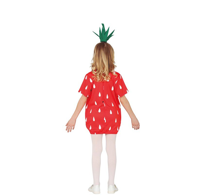 costume fraises pour les enfants-B