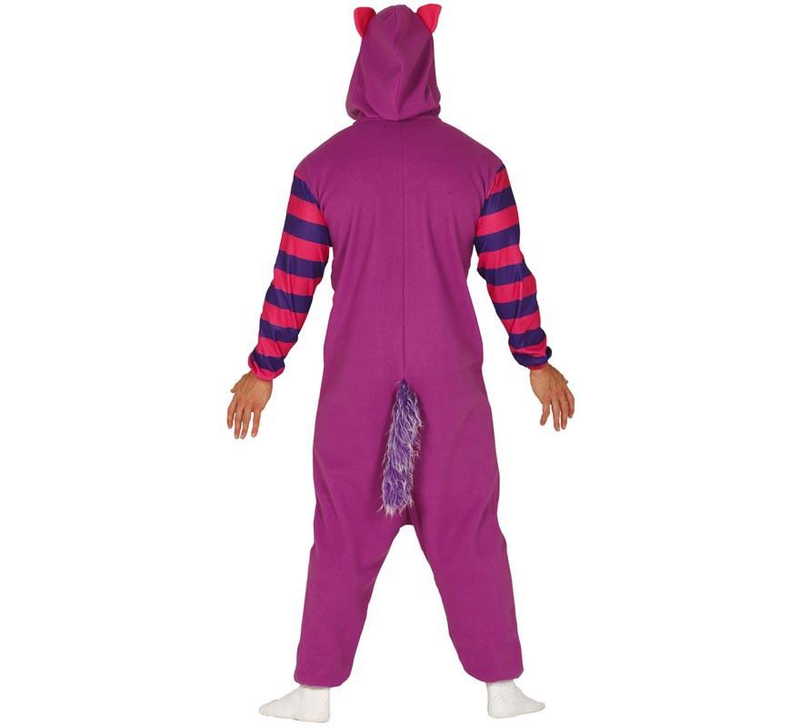 Disfraz de Gato Cheshire para adulto-B