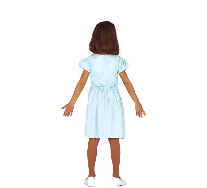 Disfraz de Gemela Fantasma para niña-B