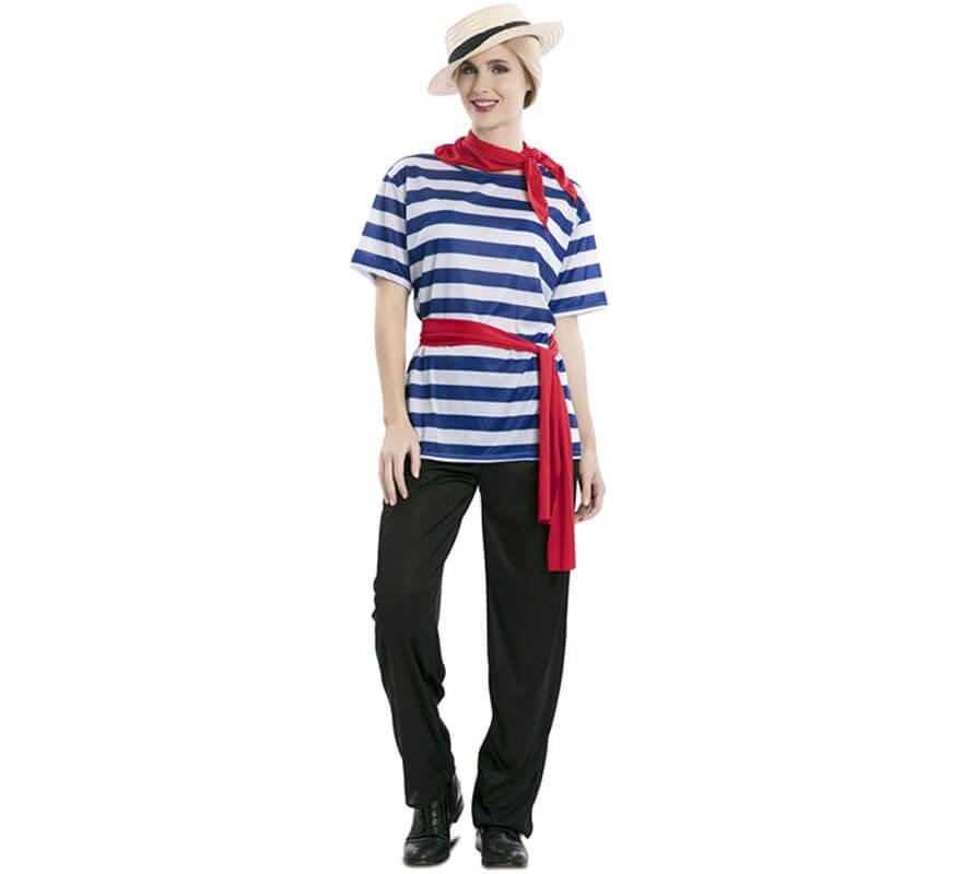 Disfraz de Gondolero para hombre-B