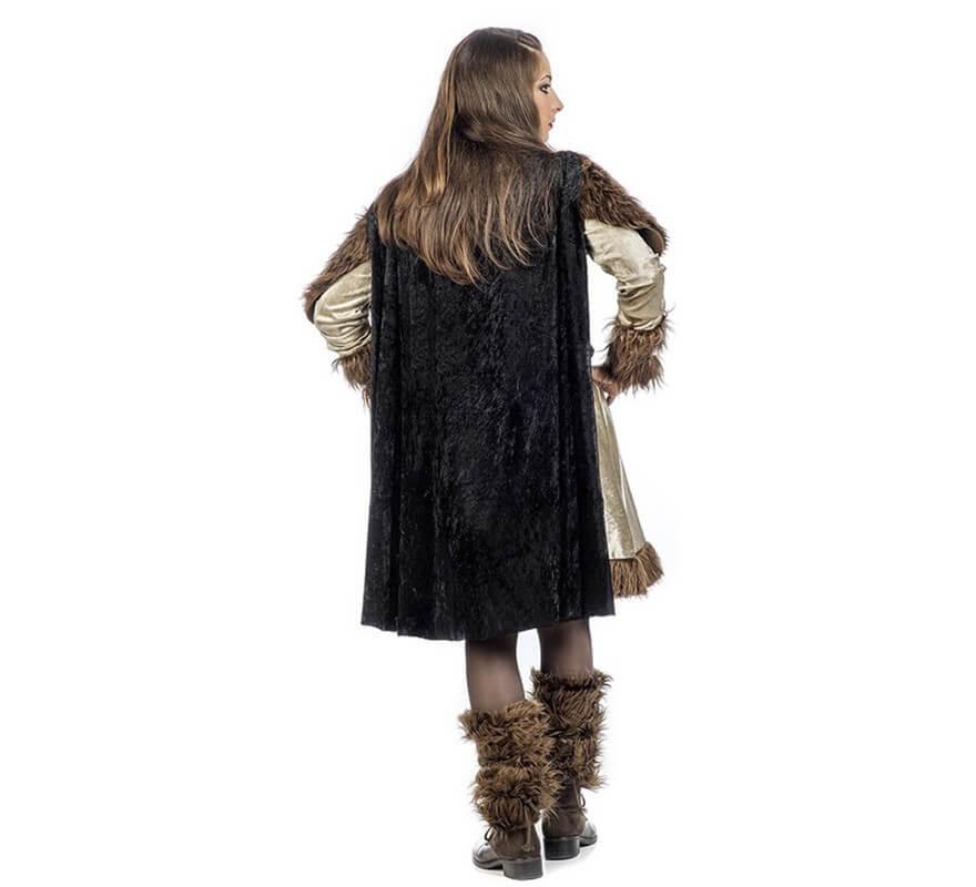 Disfraz de Guerrera Medieval Escol para mujer-B