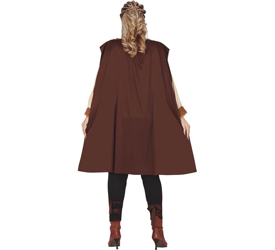 Disfraz de Guerrera Vikinga para mujer-B