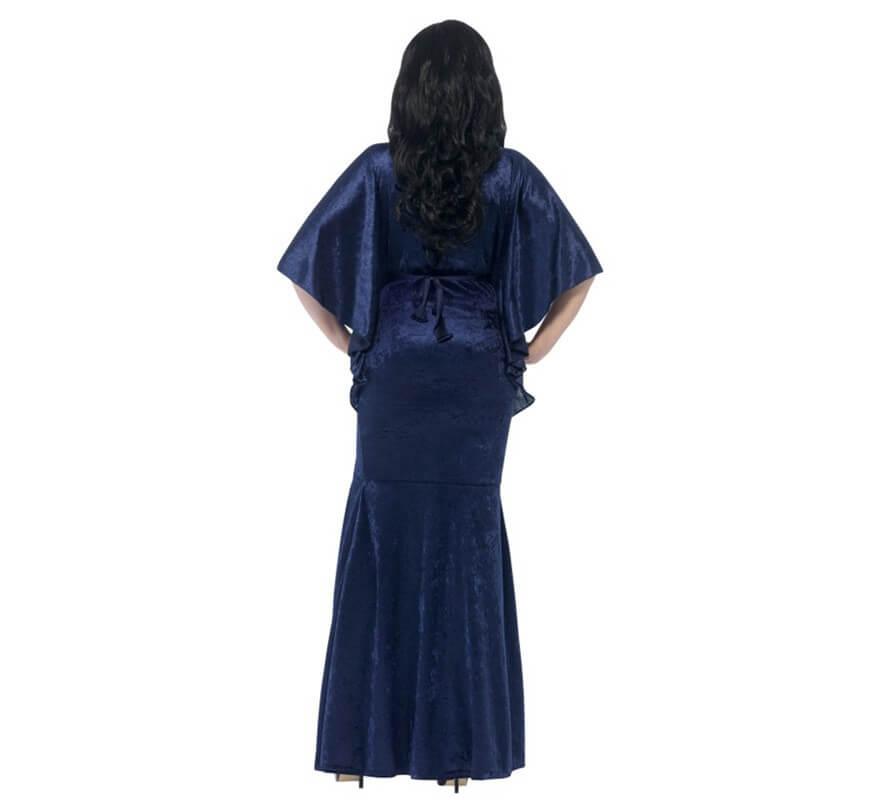 Disfraz de Hechicera azul para mujer-B