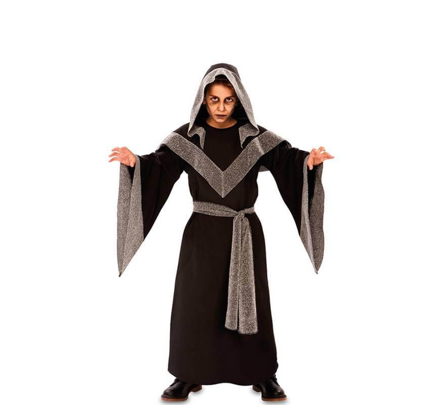 Disfraz de Hechicero Oscuro para niño-B