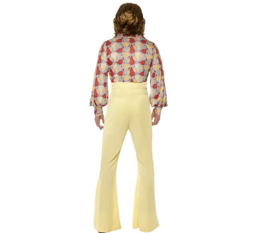 Disfraz de Hippy Cool para Hombre-B