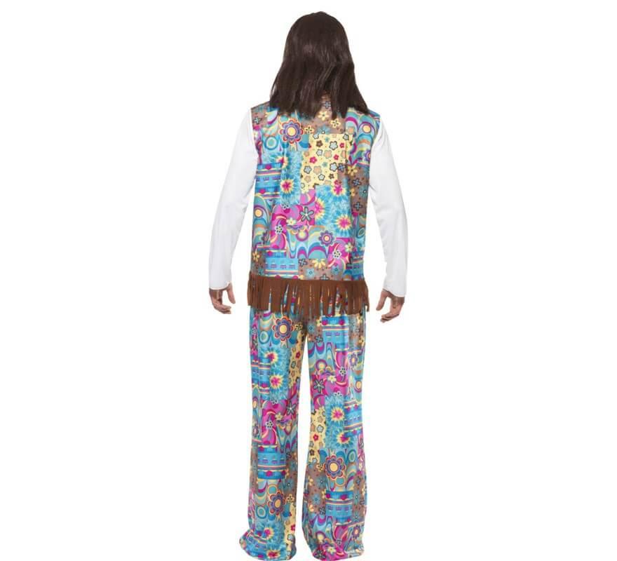Disfraz de Hippy Fabuloso para Hombre-B