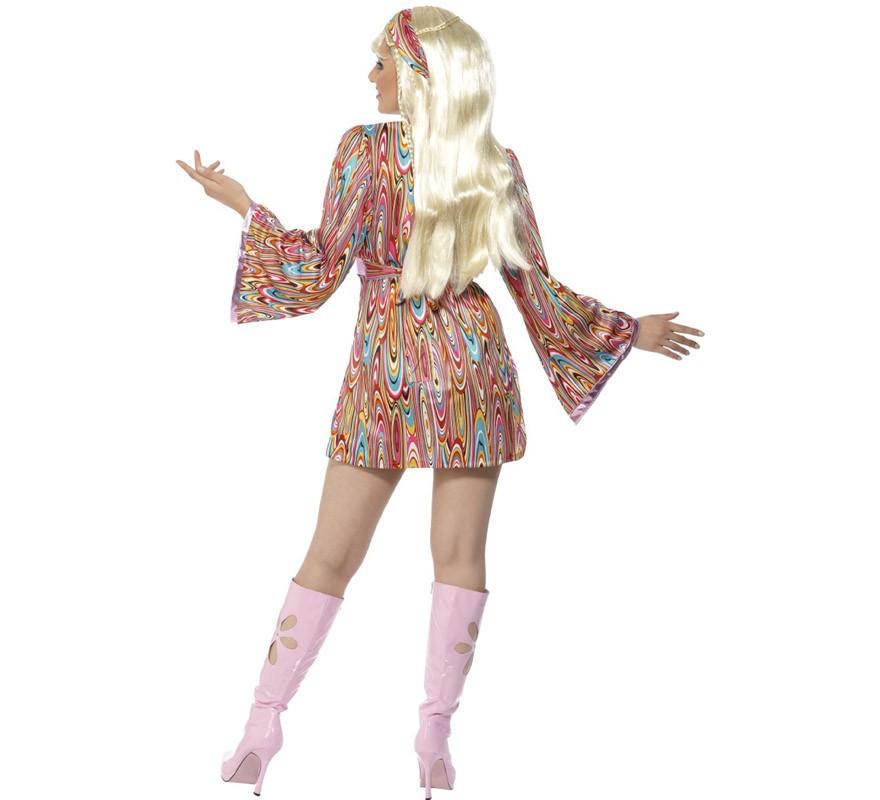 D guisement hippie ann es 70 sexy pour femme plusieurs tailles - Hippie annee 70 ...
