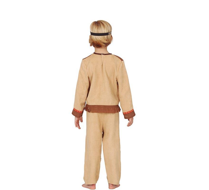 Disfraz de Indio para niños-B