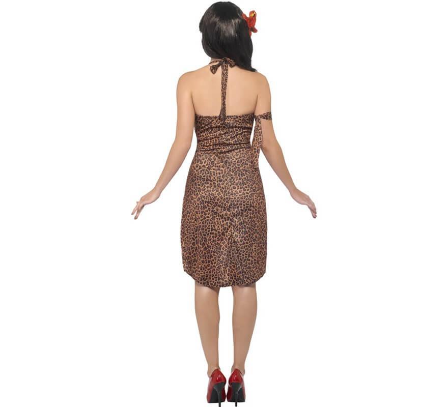 Disfraz de Jane Pin-Up de Tarzán para Mujer-B