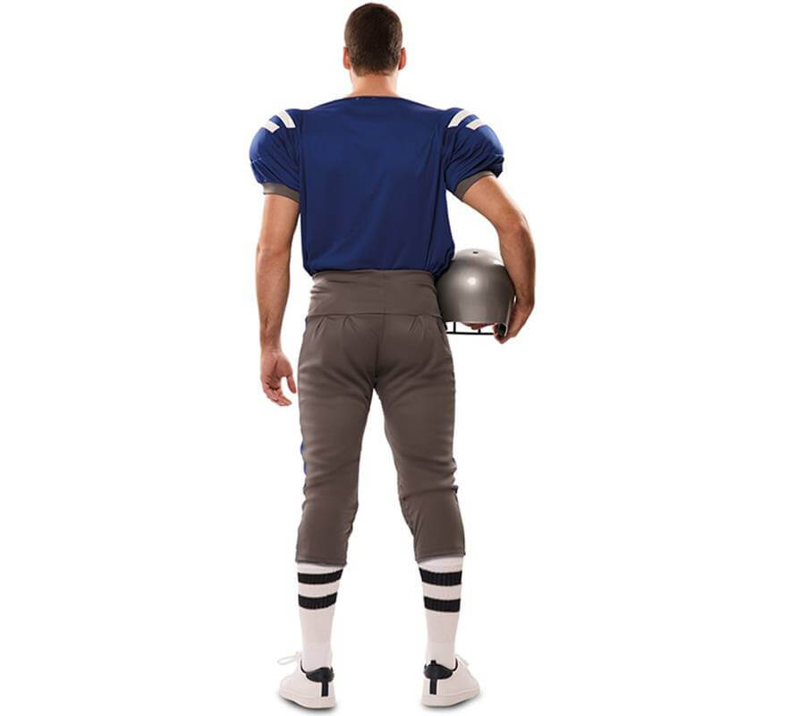 Disfraz de Jugador de Futbol Americano para hombre-B
