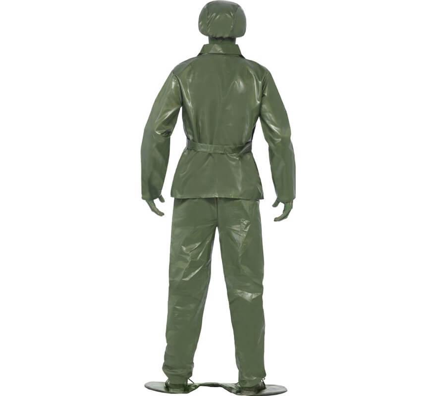 Disfraz de Juguete Soldadito de Plástico para Hombre-B