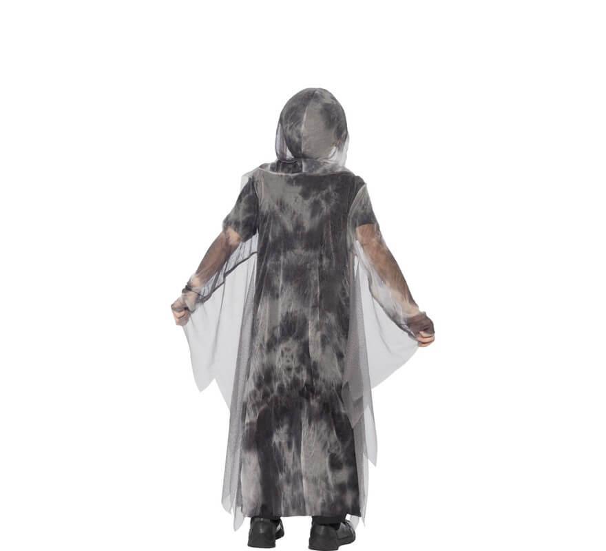 Disfraz de La muerte para niños-B