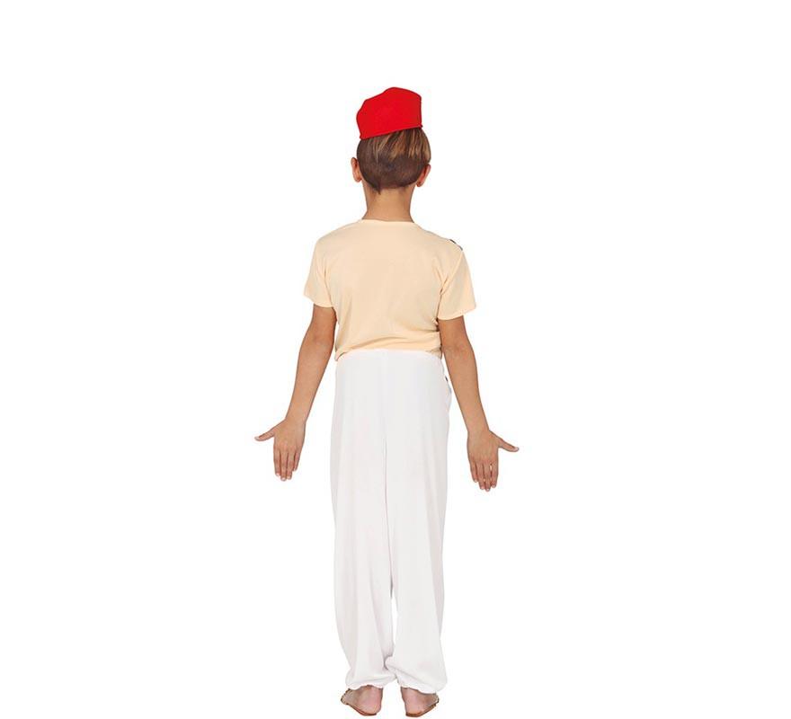 Disfraz de Ladrón Del Desierto para niños-B