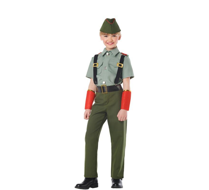 Disfraz de Legionario para Niños-B