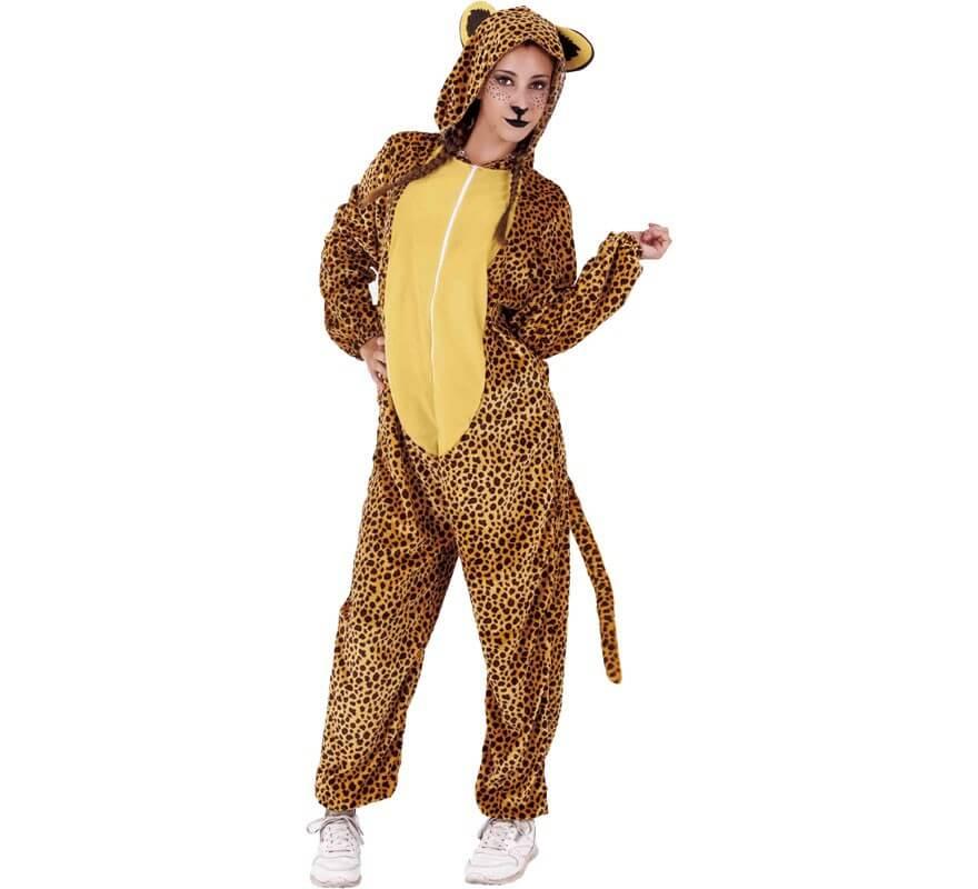 Disfraz de Leopardo para adultos-B