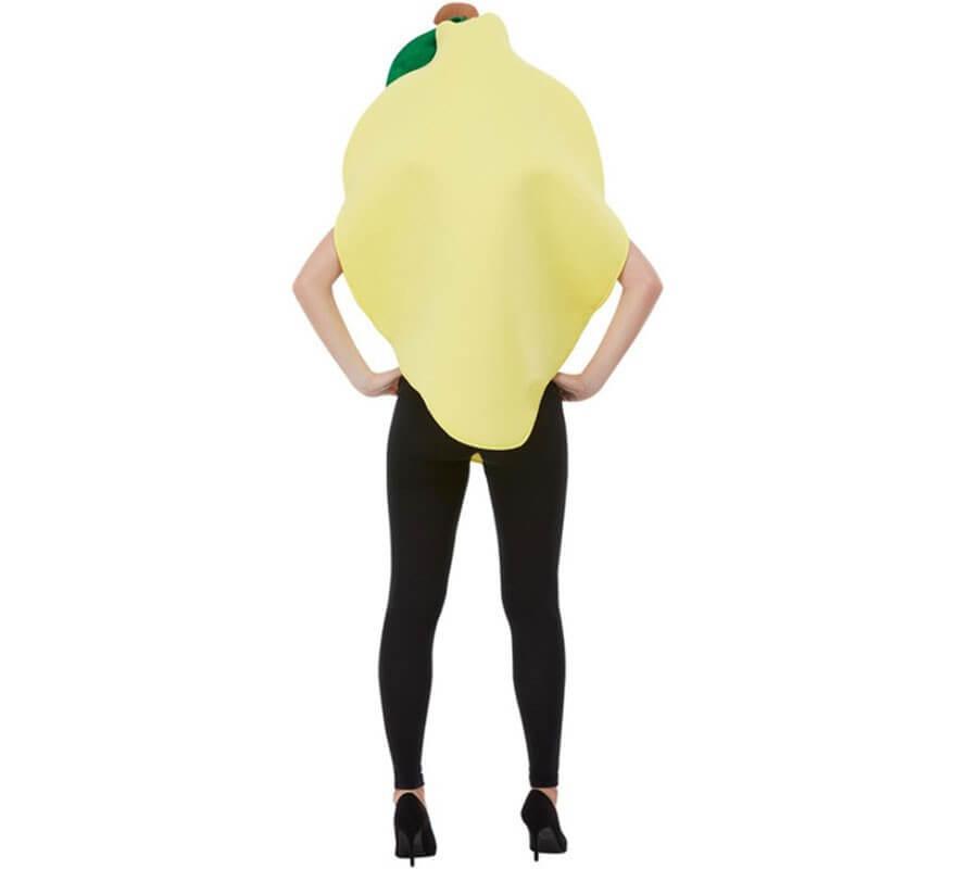 Disfraz de Limón Amarillo para adultos-B