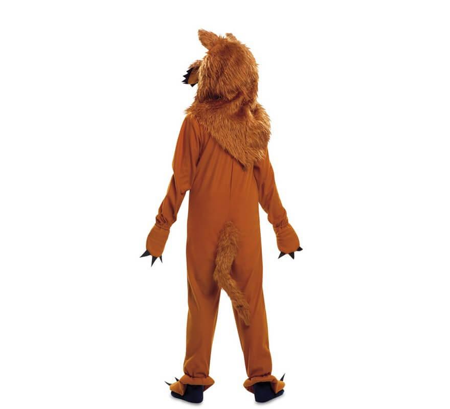 Disfraz de Lobo para niños-B