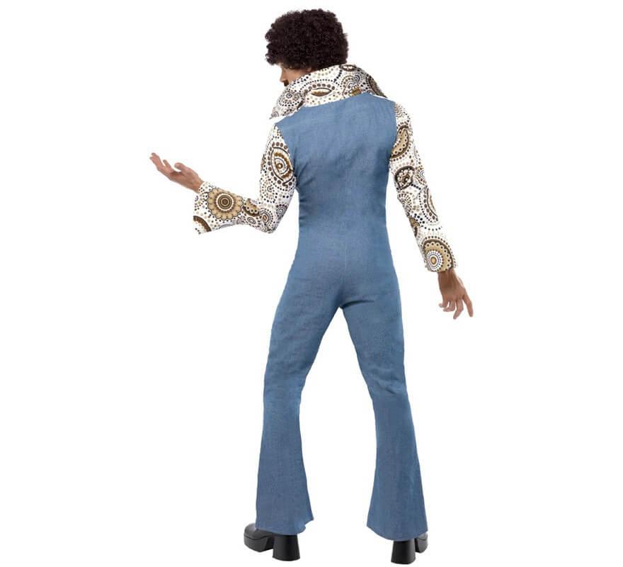 Disfraz de los Años 70 Groovy Dancer para hombre-B