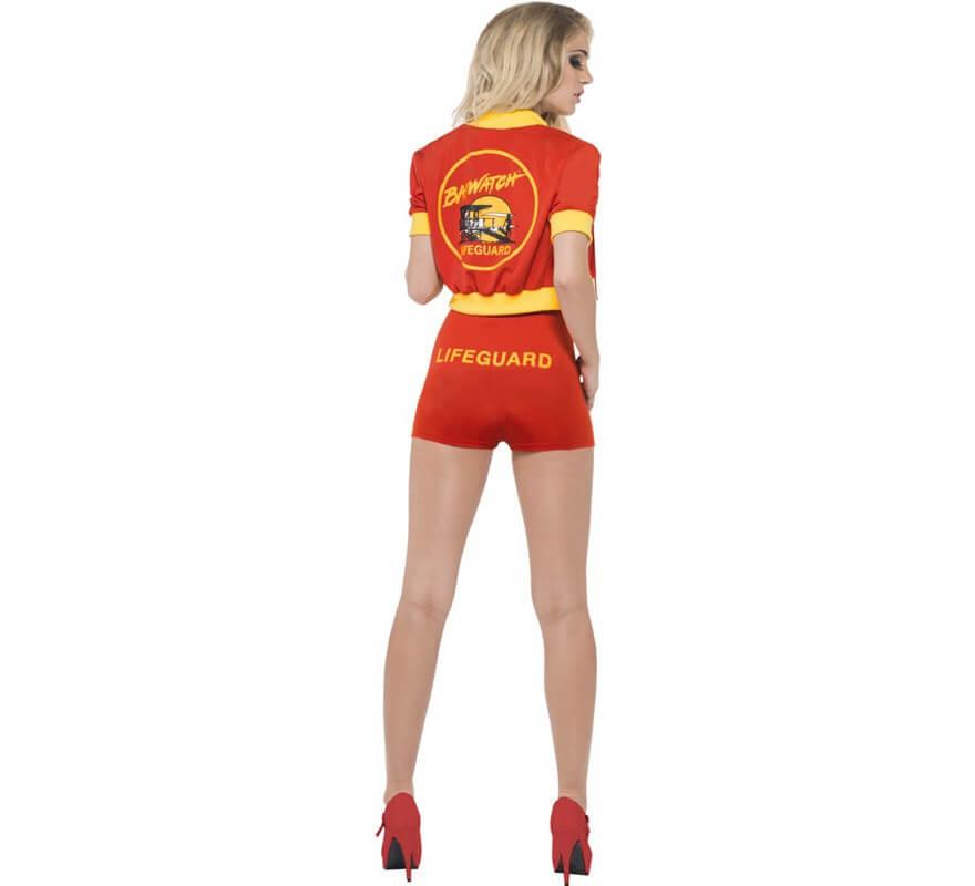 Disfraz de Los Vigilantes de la Playa para Mujer-B