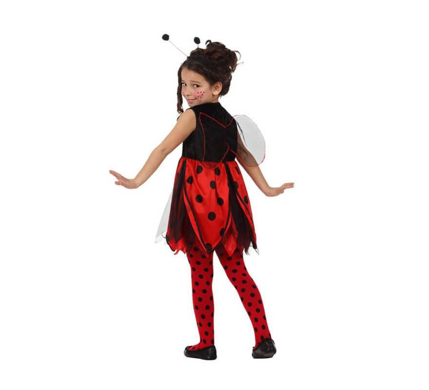 Disfraz de Mariquita para niñas-B