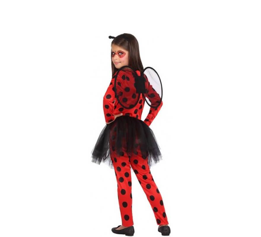 Disfraz de Mariquita Tutú para niña-B