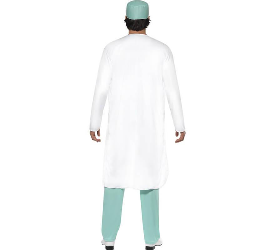 Disfraz de Médico Cirujano para Hombre-B