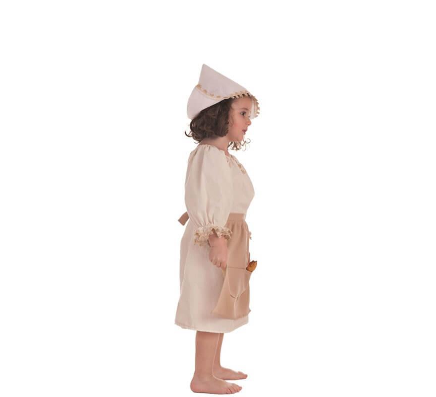 Disfraz de Molinera para niña-B