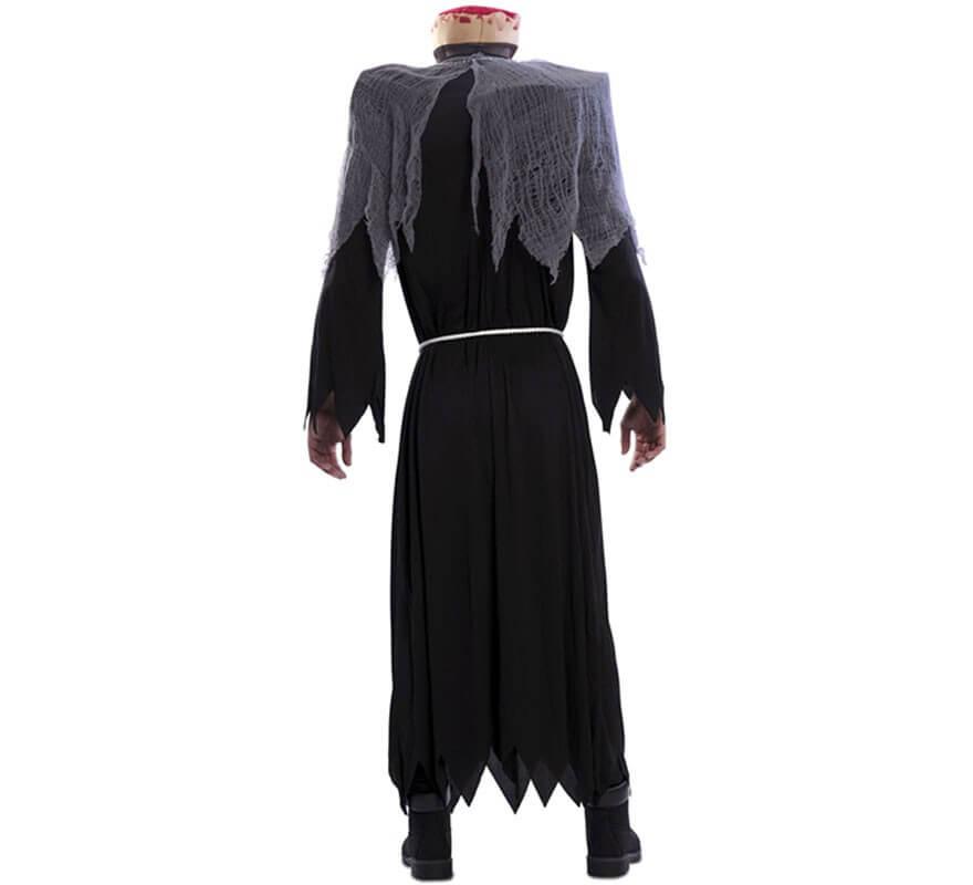 Disfraz de Monje Decapitado para hombre-B