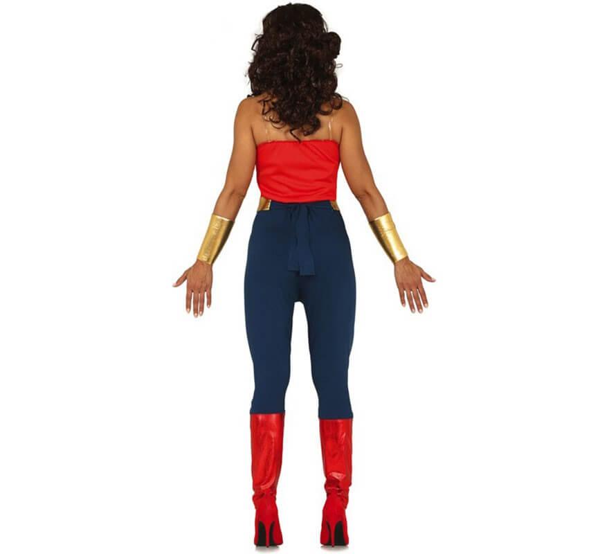 Disfraz de Mujer Maravilla para mujer-B