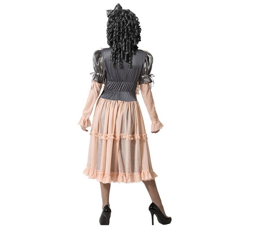 Disfraz de Muñeca de Porcelana para mujer-B