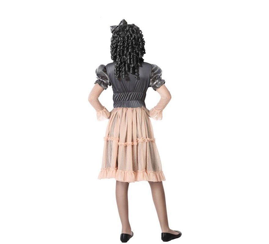 Disfraz de Muñeca de Porcelana para niña-B
