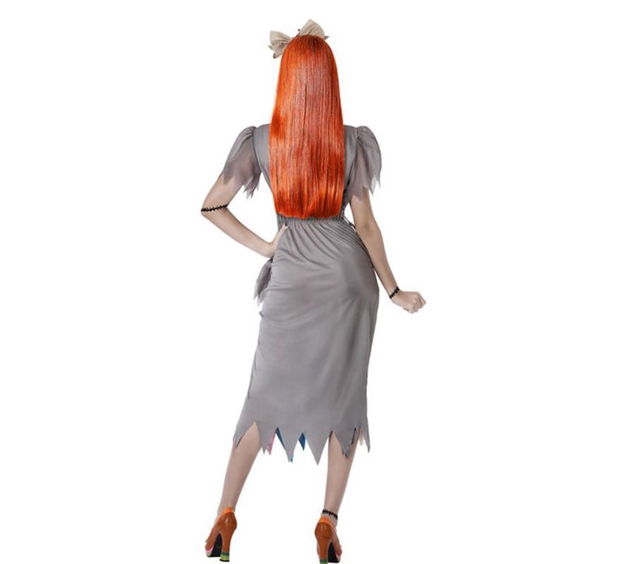 Disfraz de Muñeca Vudú para mujer-B