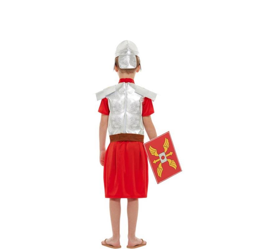 Disfraz de Niño Romano de Horrible Histories para niño-B