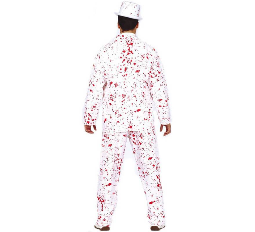 Disfraz de Novio Asesino para hombre-B