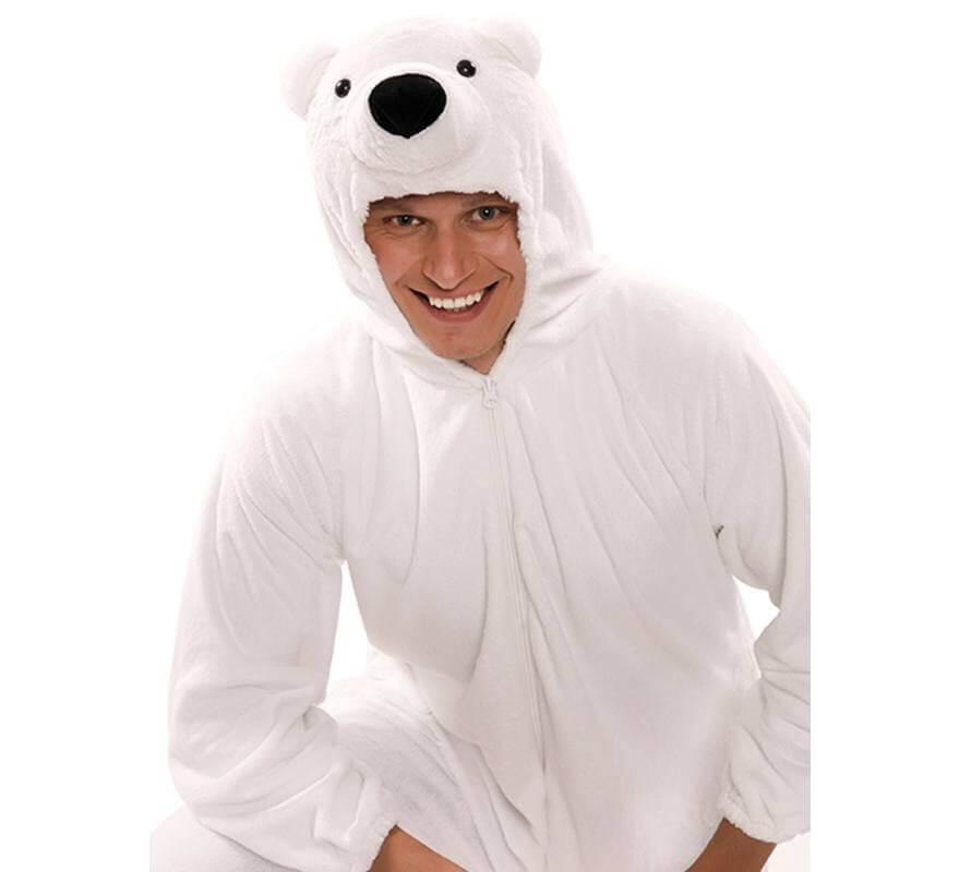 Disfraz de Oso Polar para hombre-B