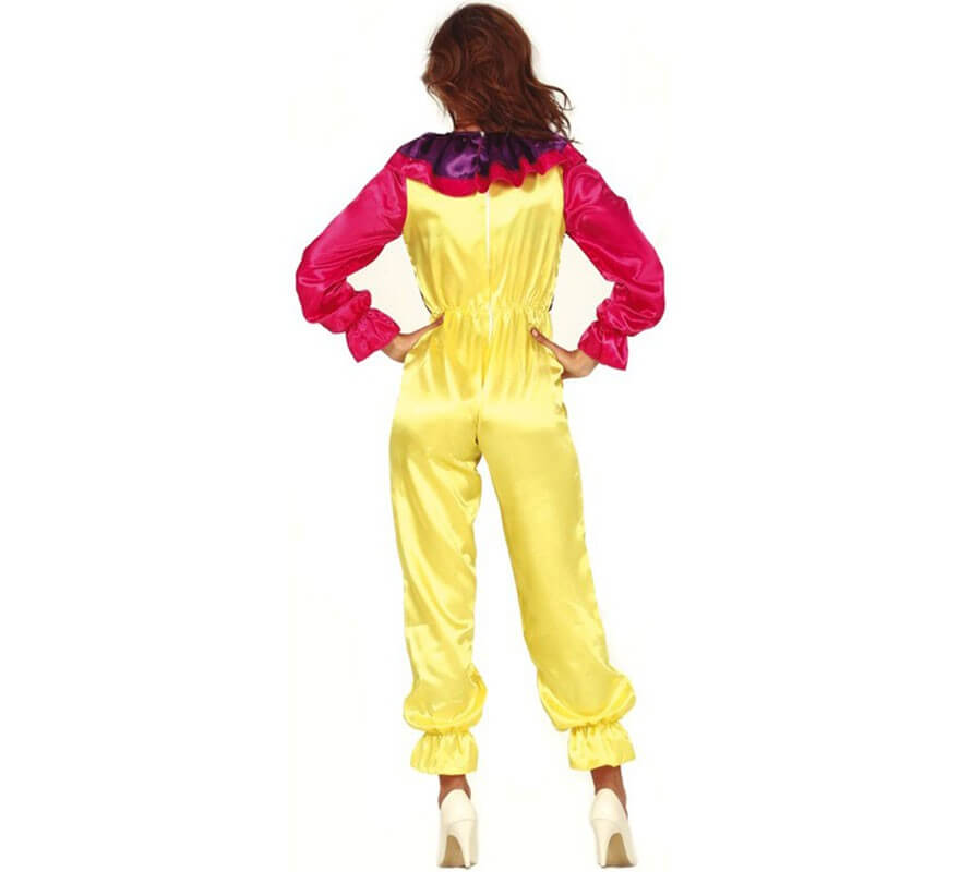 Disfraz de Payasa Asesina para mujer-B