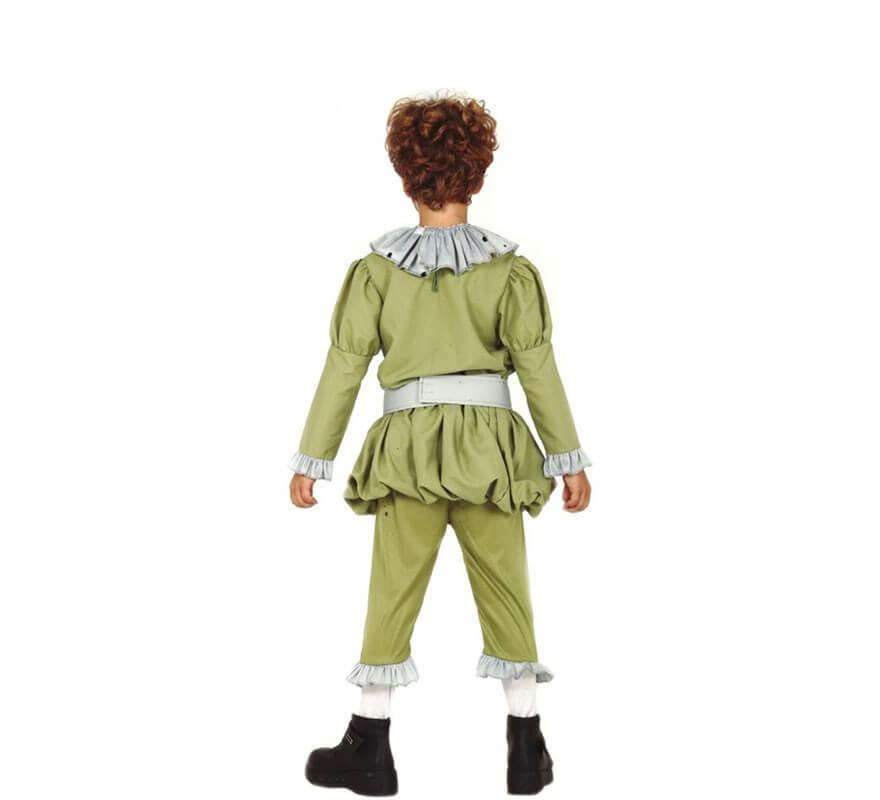 Disfraz de Payaso del Miedo para niños-B