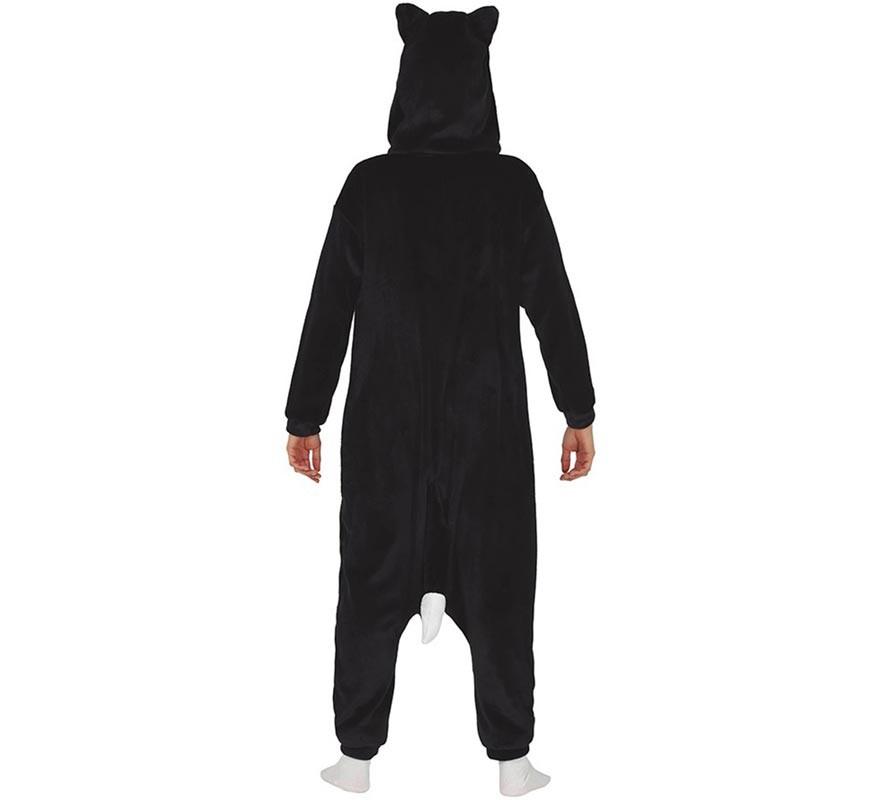 Disfraz de Perro Husky Pijama para mujer-B